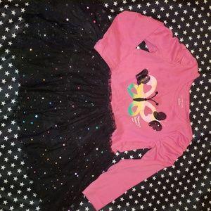 Wonderkids Tulle Skirt Toddler Girls Dress